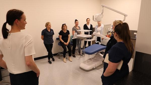 New Dental Facilities Go on Show at GOTAFE