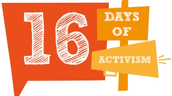 16 Days of Activism: Respect Women