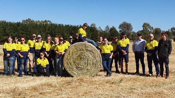 Conserving Forage Day held at GOTAFE's William Orr Campus
