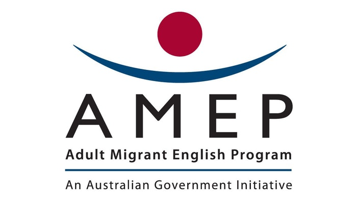 AMEP logo