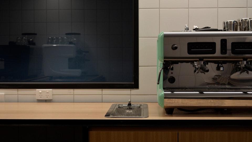 Barista Coffee Training Room 1