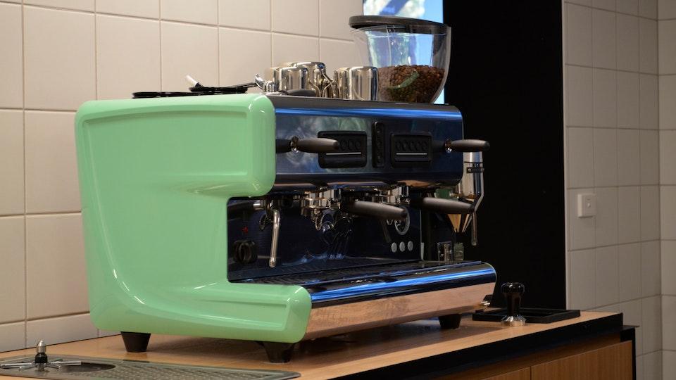 Barista Coffee Training Room 2