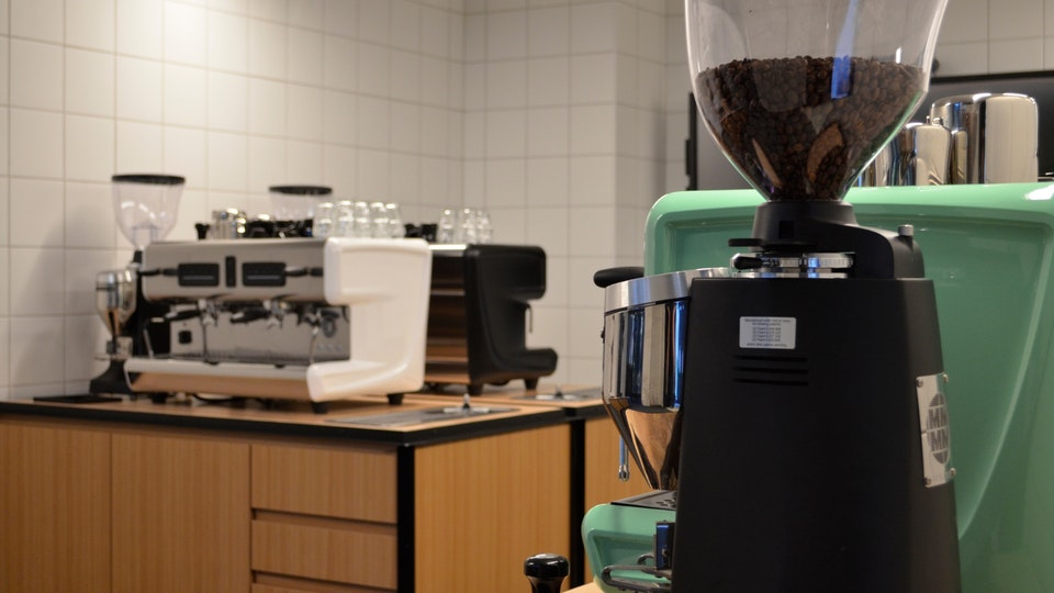 Barista Coffee Training Room 3