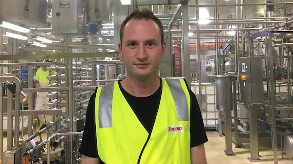 GOTAFE Student Saves Water