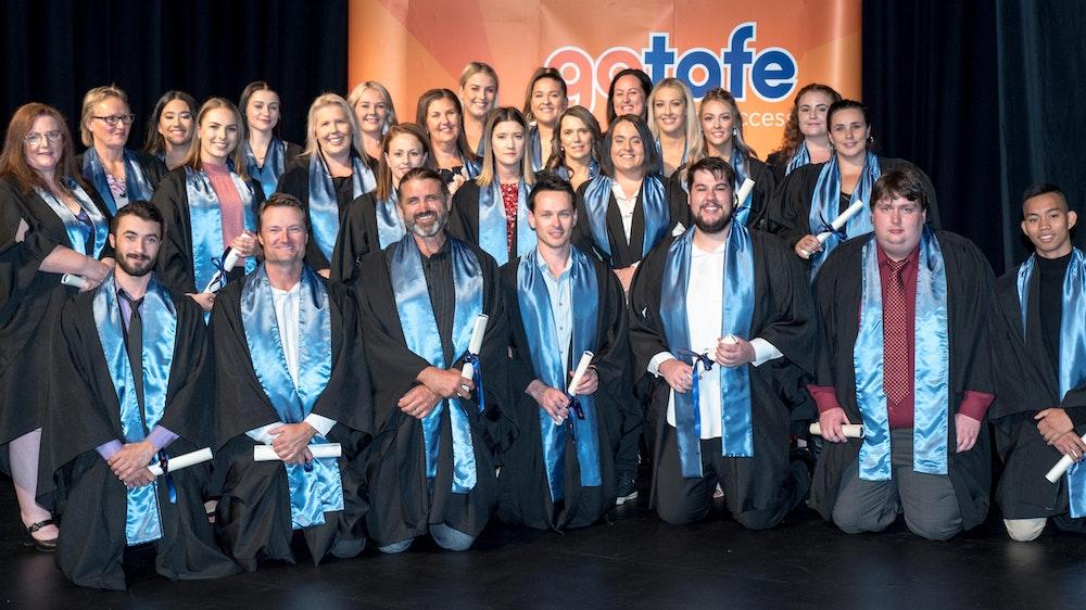 Graduation Ceremony 1 Group 2018