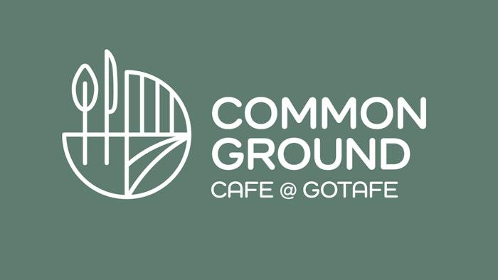 Common Ground Cafe @ GOTAFE Logo