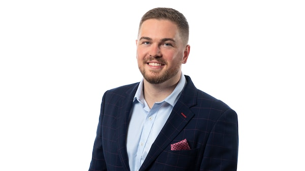 Cameron Cahill, Executive Director Attraction and Engagement