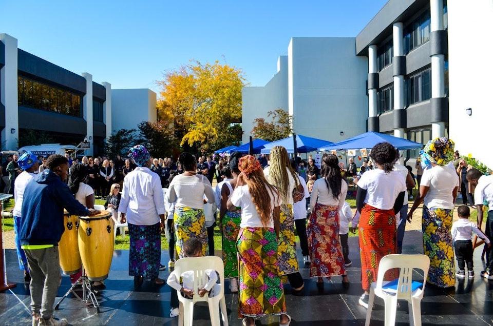 African House: St Paul's Lutheran Choir