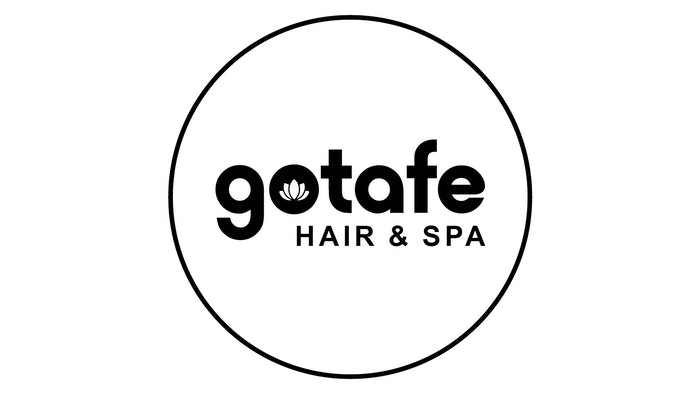 GOTAFE Hair and Spa Logo