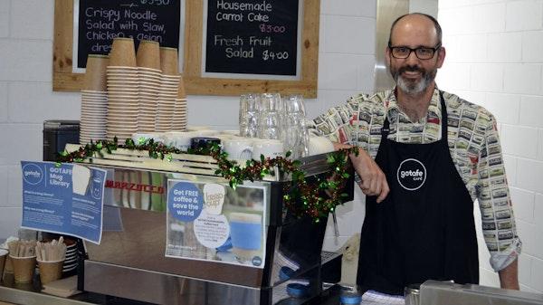 GOTAFE's Wangaratta Café Rewarding Sustainability