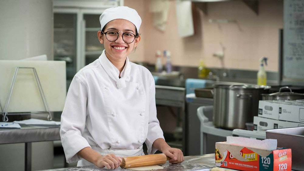 Cooking Student