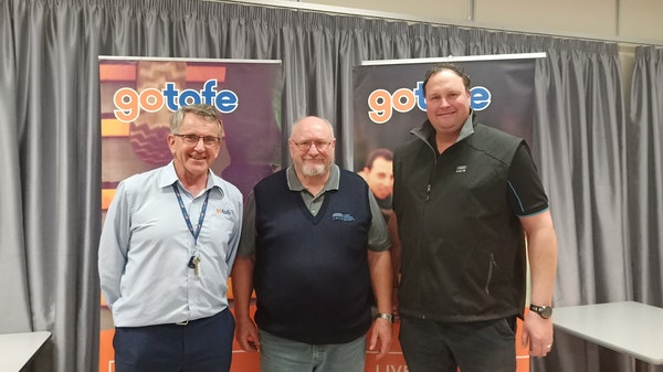 NECA Tech and Safety Seminar held at GOTAFE