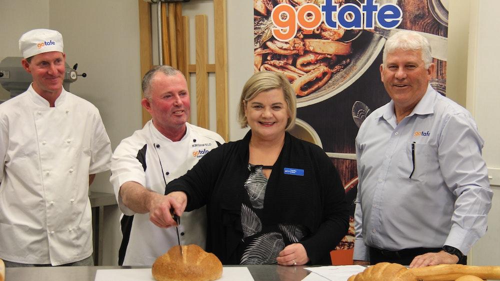 GOTAFE new baking facilities 1
