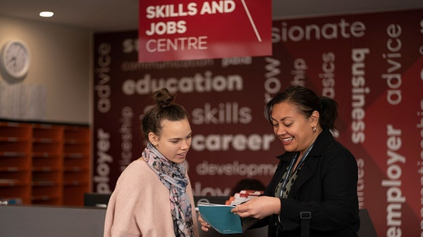 Ane from our Skills & Jobs team