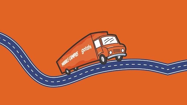 Mobile Campus illustration