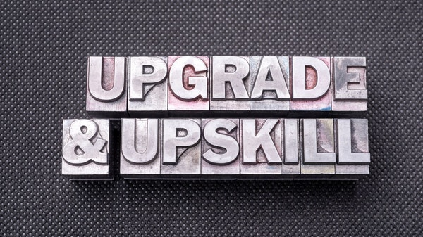 Upskill in your downtime!