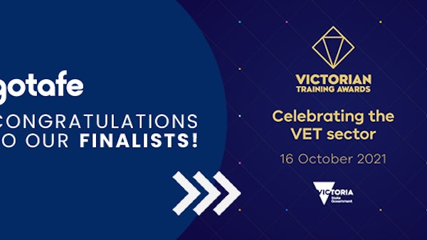 Local students, teachers and employers recognised in 2021 Victorian Training Awards