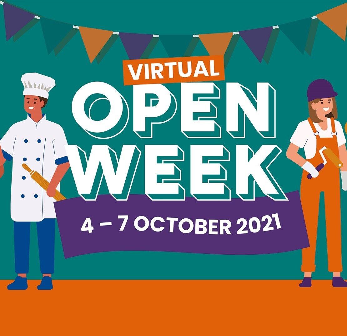 GOTAFE Virtual Open Week