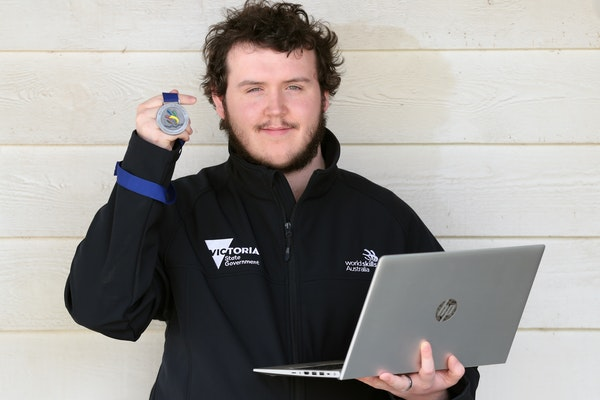 GOTAFE Cyber Security students shows WorldSkills they can hack the pressure