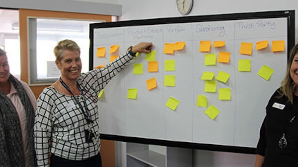 GOTAFE trainers attend PD workshops during April