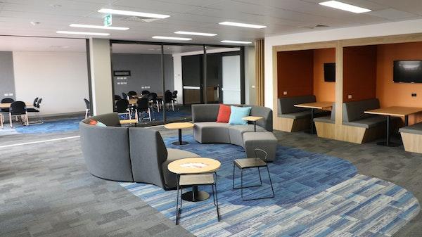 Flexible purpose built campus